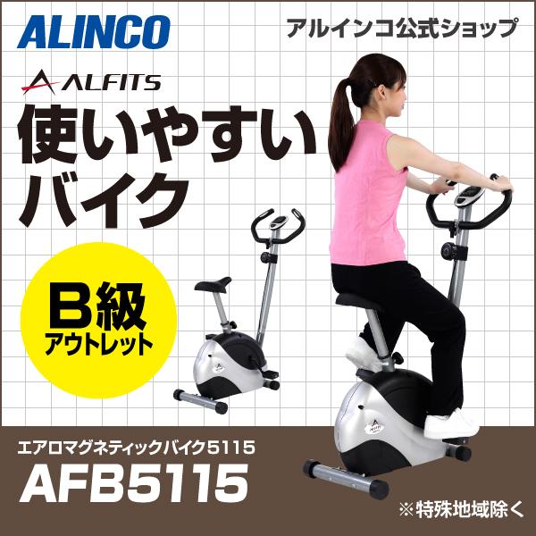 エアロマグネティックバイク5115/AFB5115B