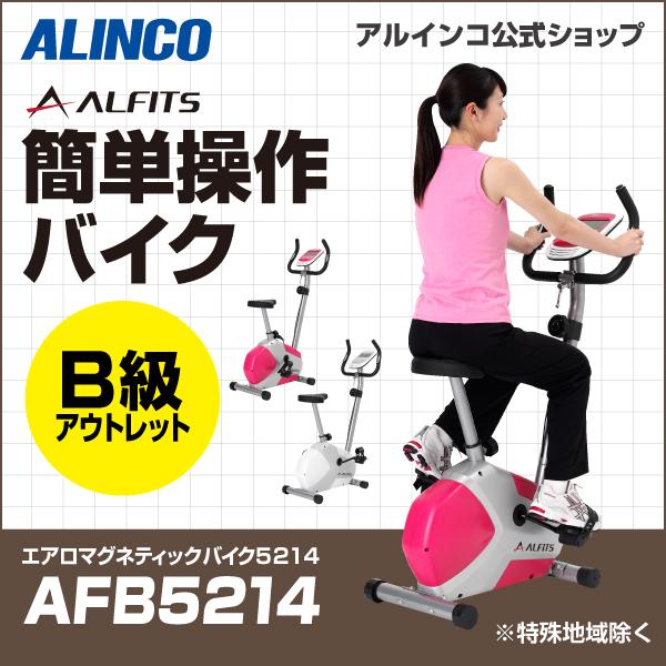エアロマグネティックバイク5214P/AFB5214B