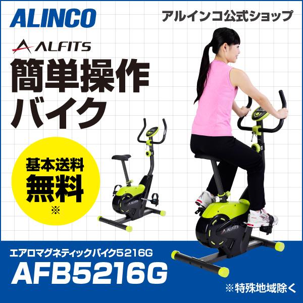 エアロマグネティックバイク5216G/AFB5216