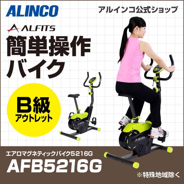 エアロマグネティックバイク5216G/AFB5216B