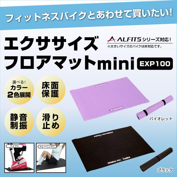 エクササイズフロアマット ミニ/EXP100